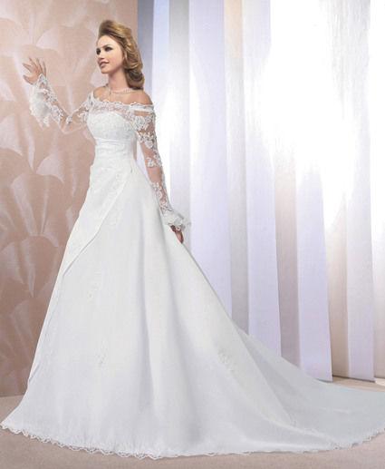 grand choix de 0d823 4c3f9 Robe de mariée Dentelle Empire du mariage - Seine Saint Denis