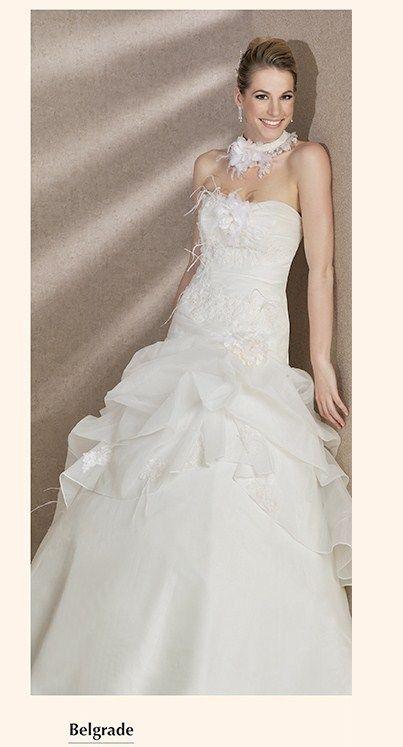 Robe de mariée Annie Couture modèle Belgrade doccasion - Hérault
