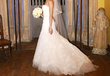 Robe de mariée Cymbeline en dentelle siréne CASI NEUVE - Occasion du Mariage