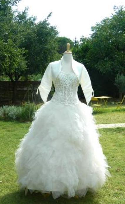Robe de mariée Hervé Mariage modèle Fugue doccasion