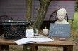 Machine à écrire ancienne Underwood - Occasion du Mariage