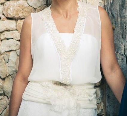 Robe Mariée Elsa Gary Coll. Les Jolies Filles 2013