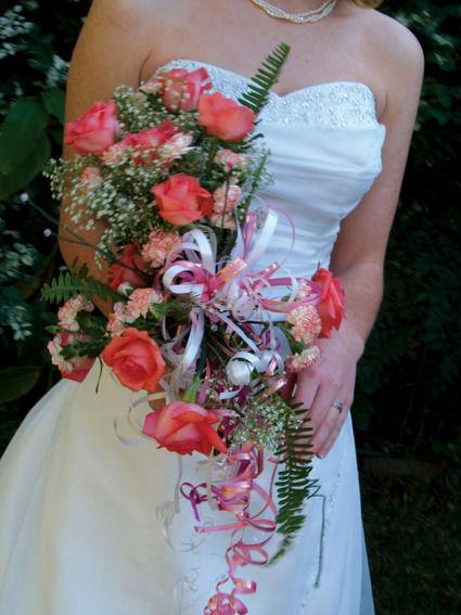 Bouquet de fausses fleurs de mari e pas cher occasion du mariage - Bouquet de mariee artificiel pas cher ...