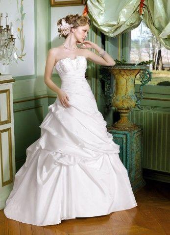 nouveaux styles f073a b33ab Robe de l'empire du mariage modèle Miss Kelly collection 2012 en occasion