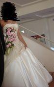 robe de mariée pronovia taille 36 - Occasion du Mariage