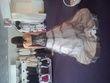 Robe de mariée avec traîne et bustier dentelle - Occasion du Mariage
