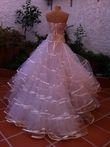 Robe Créateur Max Chaoul modèle Chicaboom - Occasion du Mariage