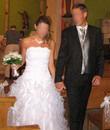 Robe de Mariée - Modèle Alvira - Eglantine Créations - Occasion du Mariage