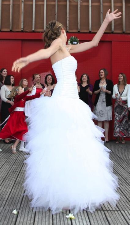 robe herv mariage modle intrpide doccasion paris - Herve Mariage Paris
