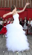 Robe Hervé Mariage - Occasion du Mariage