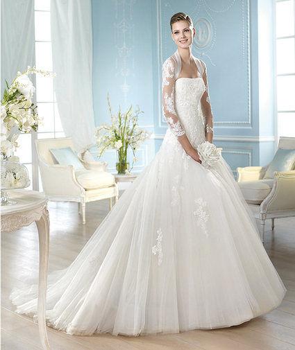 Robe de mariée de luxe neuve T38 - Rhône
