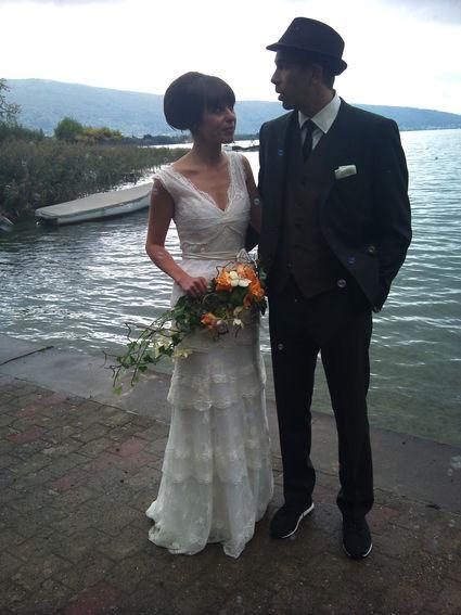 robe mariée cymbeline