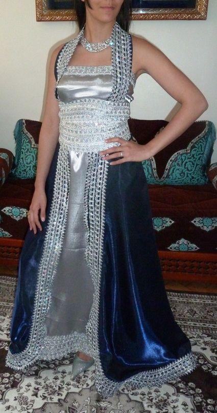 Robe Kabyle Mari Picture