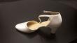 Chaussures de mariée Avalia - taille 39 - neuvres - Occasion du Mariage