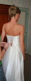 robe de mariée taille 36 - Occasion du Mariage