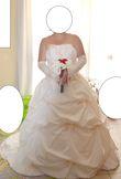 Robe de mariée bustier taille 52 à Bourg-de-Péage - Occasion du Mariage