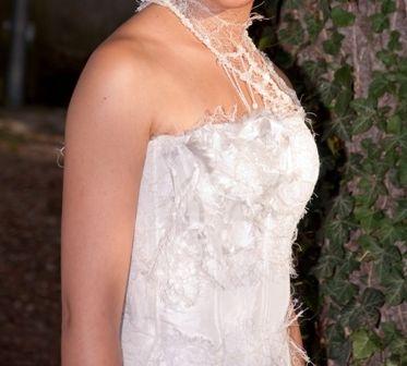 Robe de mariée Cymbeline quasi neuve collection 2010 pas cher d'occasion 2012 - Ile de France - Val de Marne - Occasion du Mariage