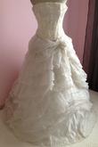 Robe de mariée - Vintage en satin, organza et tulle à Mulhouse