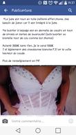 robe de mariée swarovski - Occasion du Mariage