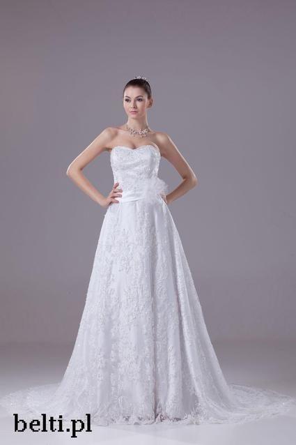 Robe de mariée en dentelle taille 36 d'occasion