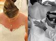 Robe de Mariée Luna Novias + Boléro + Jupon - Occasion du Mariage