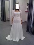 Robe de mariée taille 40 neuve jamais porter pas cher d'occasion 2012 - Languedoc Roussillon - Gard - Occasion du Mariage