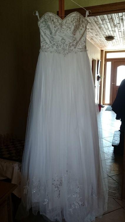 Robe de mariée Balerina - Princesse Ornella - Charente
