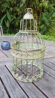 Très belles cages à oiseau de décoration x8  - Occasion du Mariage