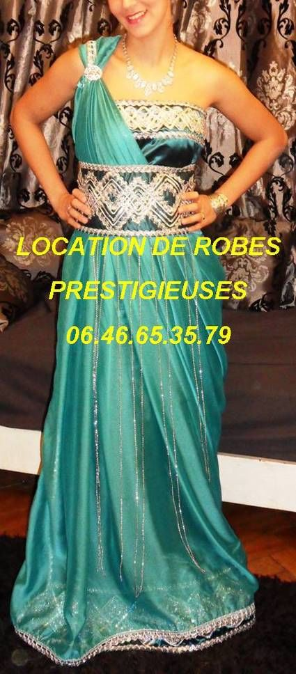 Location de robes kabyles modernes for Petite occasion habille les mariages