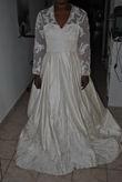 Très belle robe de mariée à la Kate Middleton d'occasion