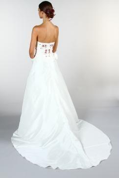 Robe de mariée modèle Pistilane de Tati Mariage - Occasion du Mariage