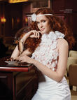 Robe de mariée Marika création Alisa d'occasion - Alpes Maritimes