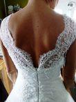 Robe de mariée neuve création BOCHET  - Occasion du Mariage
