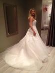 Robe de Mariée 'Princesse' White One 2012 modèle Triana