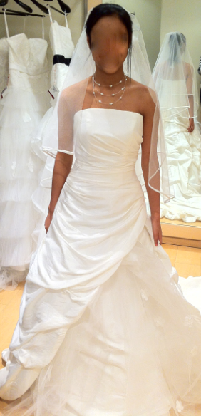 Robe mariée neuve Complicité modèle Ceylan 2012