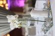porte-bougie en verre - Occasion du Mariage