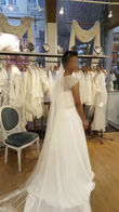 Robe de mariée neuve, esprit bohème - Occasion du Mariage