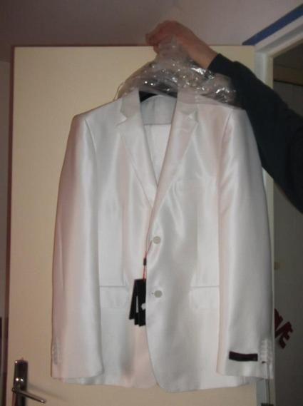 Costume de marié neuf T42 - Occasion du Mariage