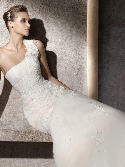 Robe de mariée ALBENIZ Pronovias neuve taille 36