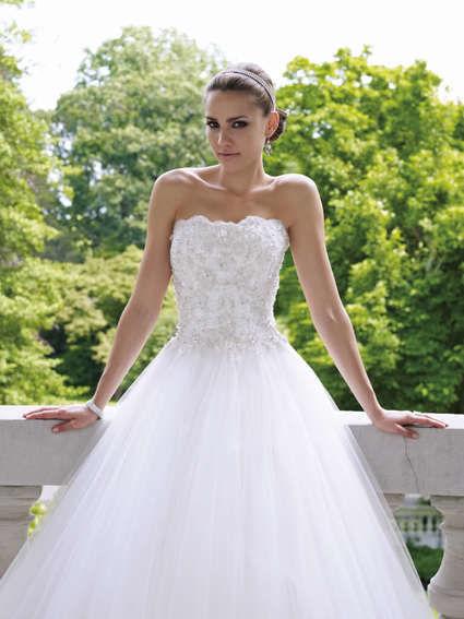 Robe de mariée neuve taille 36 au 44