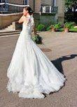 Robe de mariée Dagen Pronovias T36-38 tulle et broderie