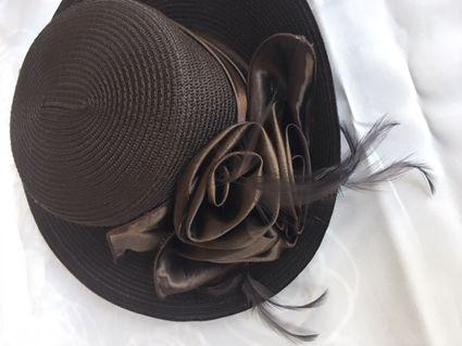 Chapeau de mariage - Yvelines
