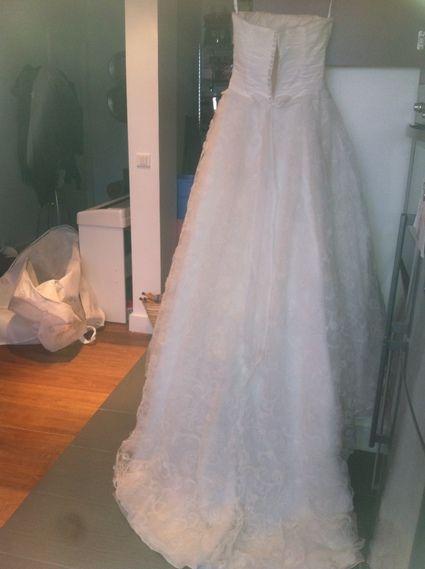Magnifique Robe de mariée Pronuptia modèle Bohème d'occasion