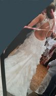 Robe Hilana Cymbeline dos nu - Occasion du Mariage