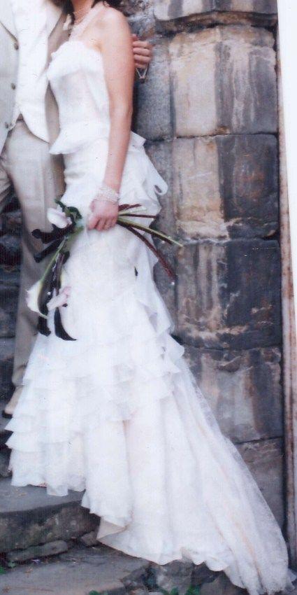 Robe de mariée créateur pas cher d'occasion 2012 - Rhône Alpes - Rhône - Occasion du Mariage