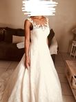 Robe de mariee pronovias dentelle - Occasion du Mariage