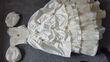Magnifique robe mariée ecrue satin et dentelles - Occasion du Mariage