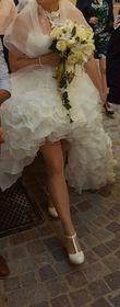 Robe de mariée originale - Alpes Maritimes
