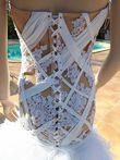 Robe de mariée VALESIA Haute couture + voile  - Occasion du Mariage
