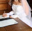 Robe de mariée pas cher Princesse à Paris 2012 - Occasion du mariage
